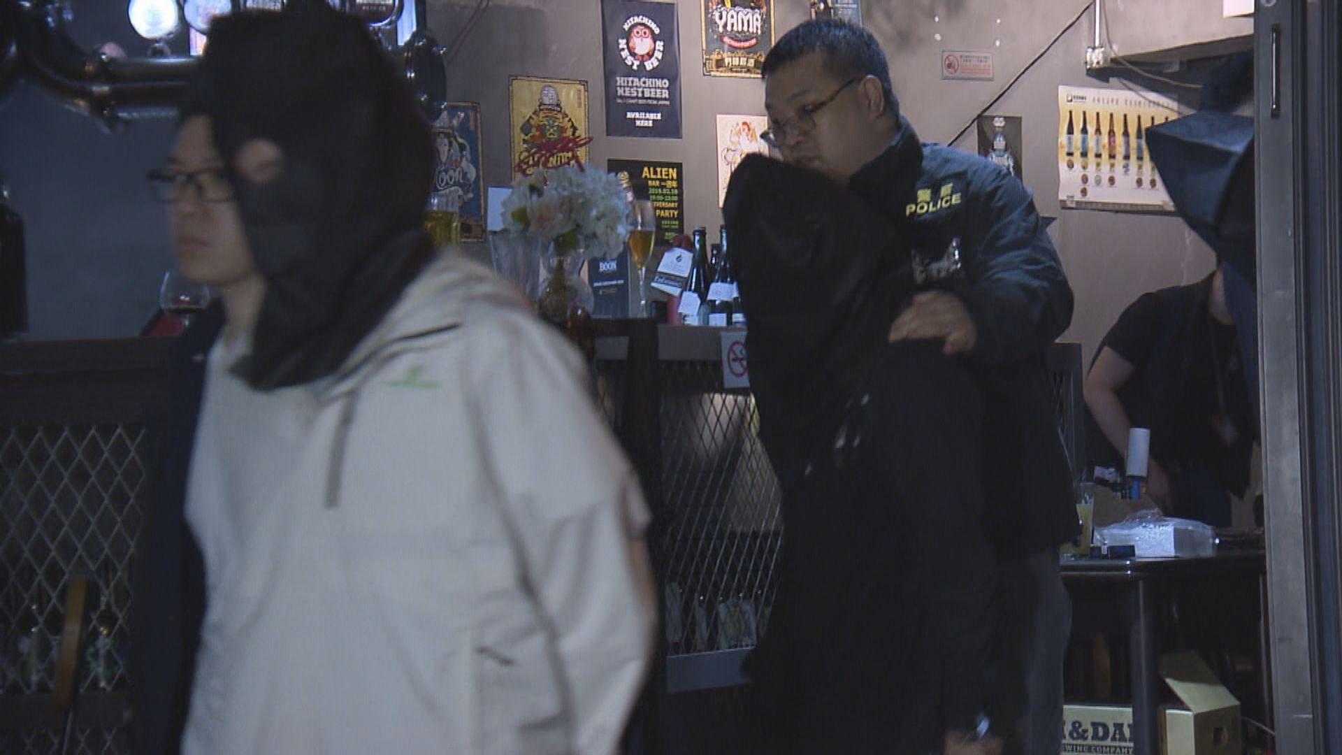 警打擊販賣大麻及大麻派對拘二十三人