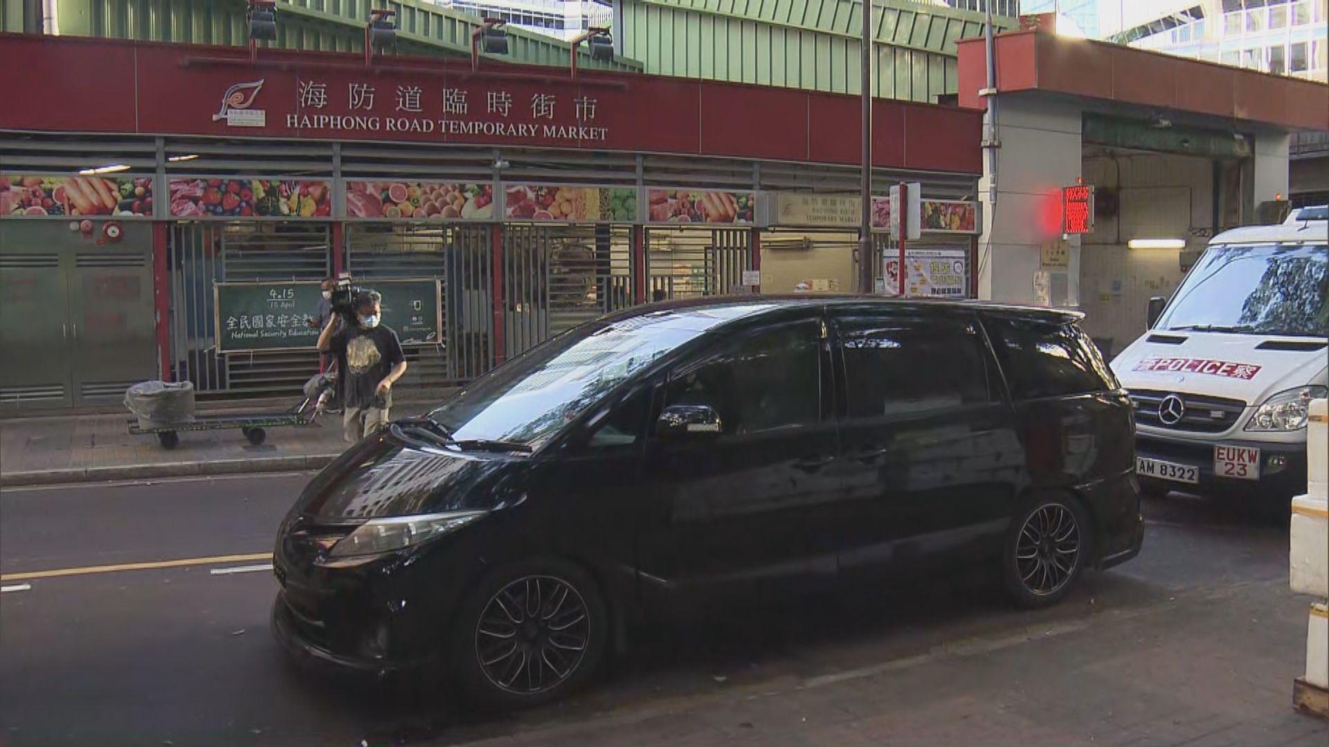 兩男涉藏毒及襲警被捕 兩名警員輕傷送院