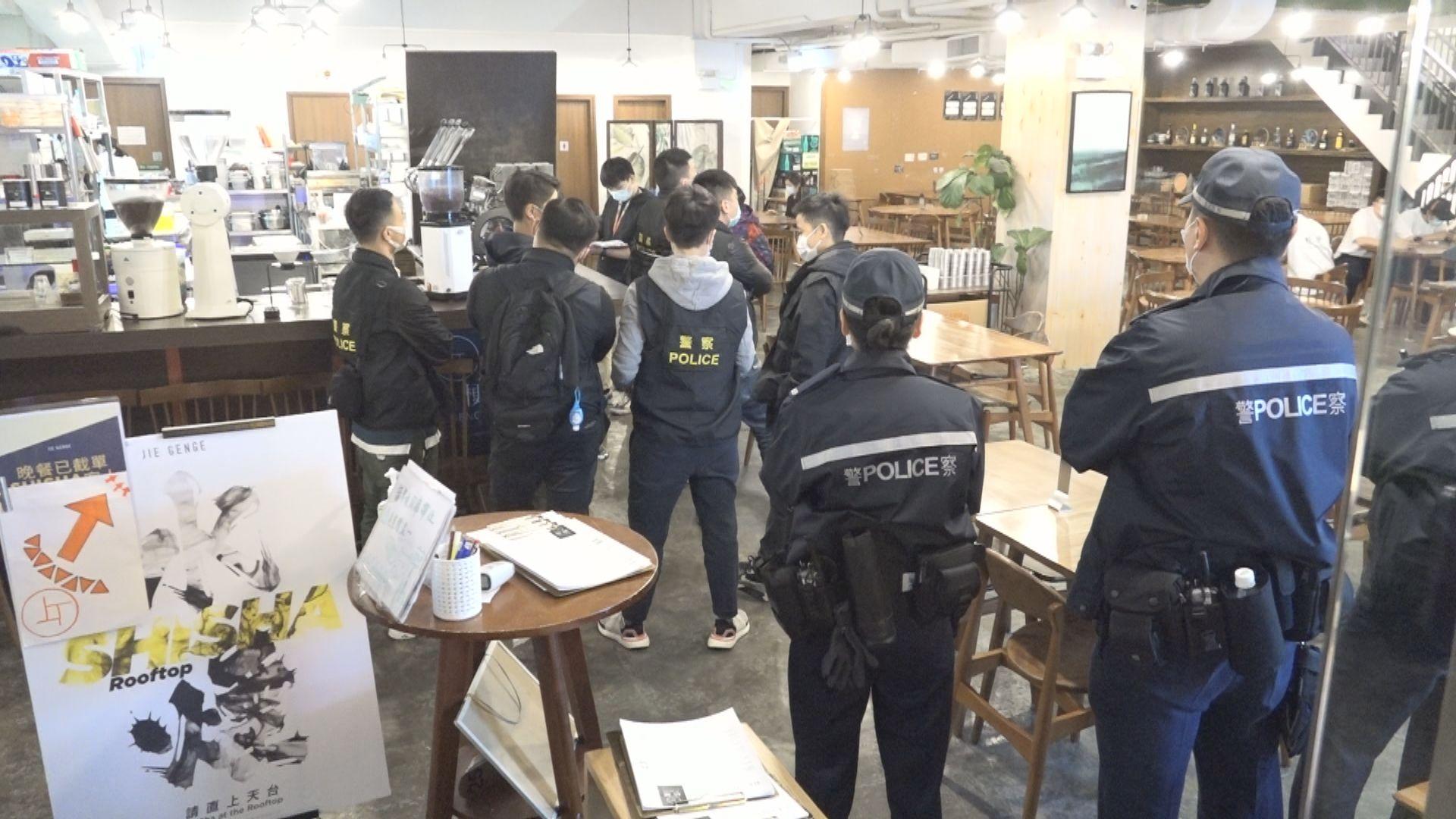 旺角食肆兩名負責人再被捕 下星期五提堂