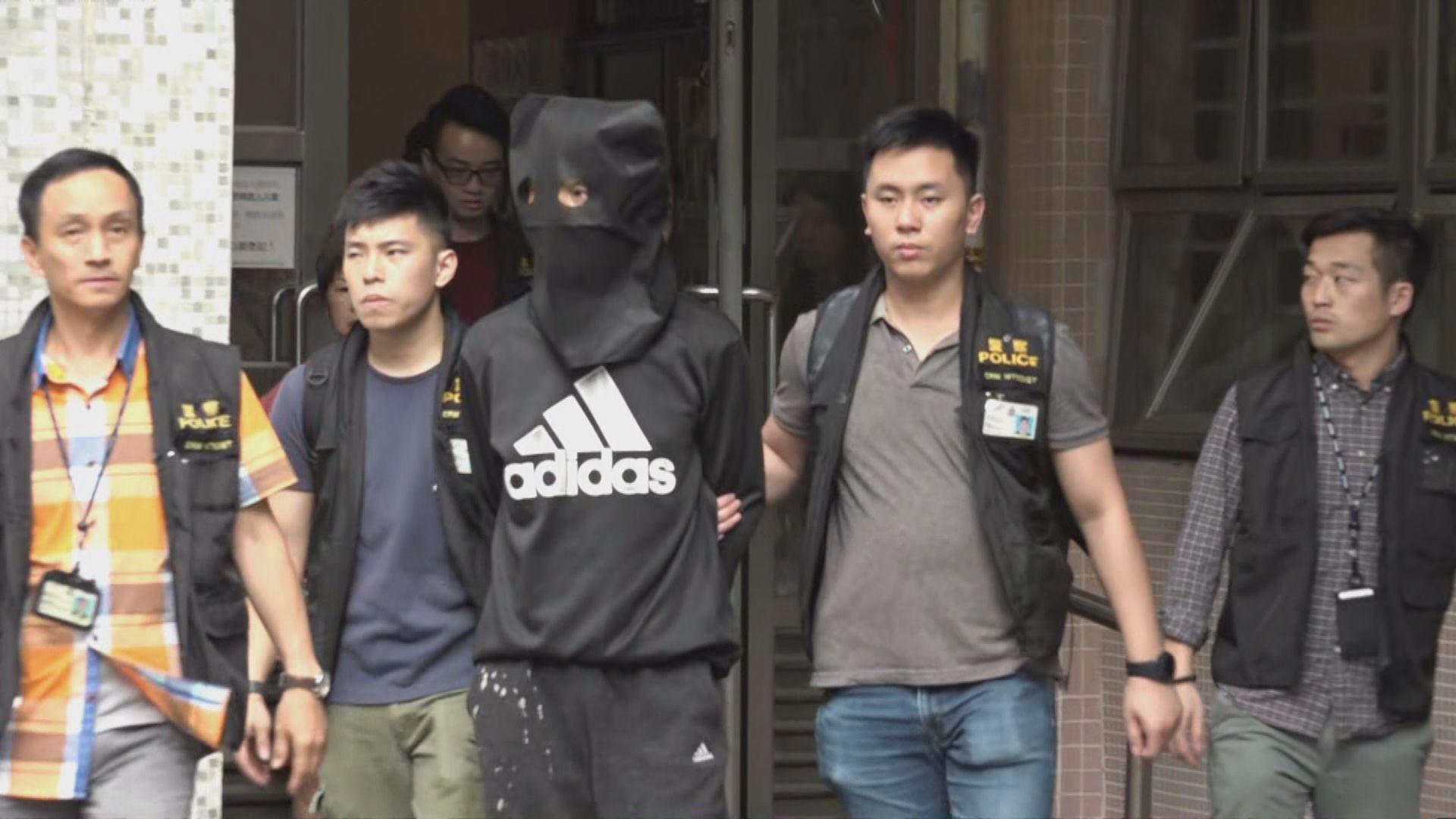 警方拘一漢涉至少兩宗便利店劫案