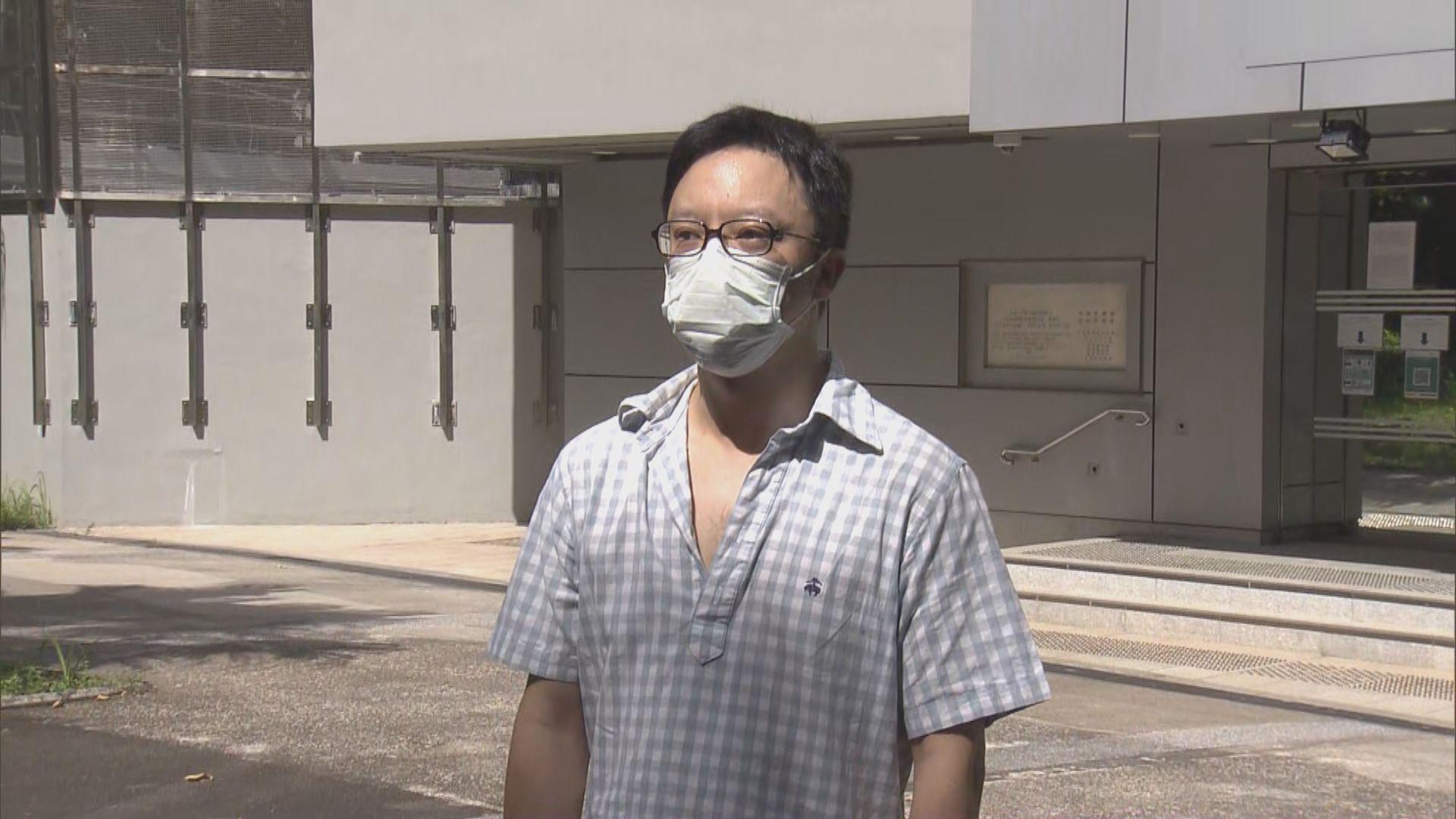 鍾健平被捕 消息:涉煽惑他人參與非法集結