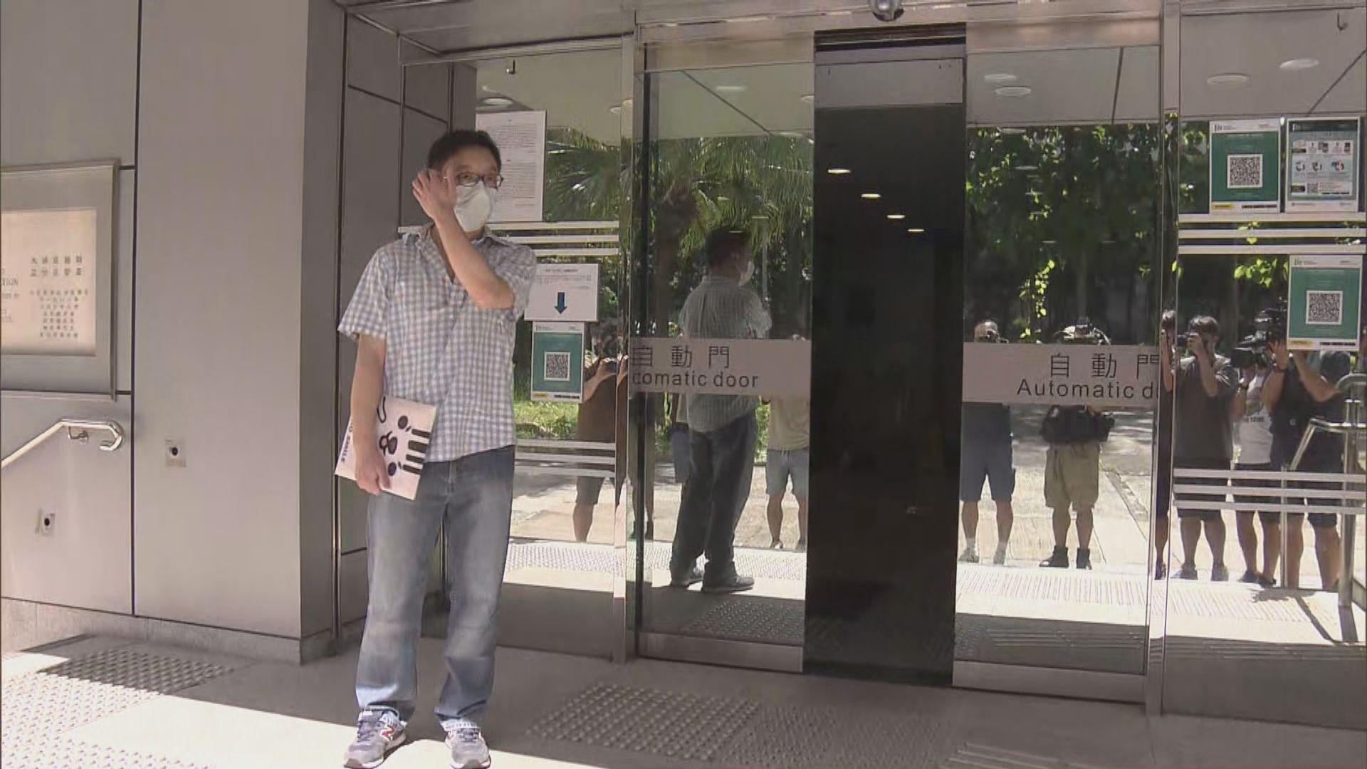 鍾健平再被捕 據悉遭控以組織及參與未經批准集結