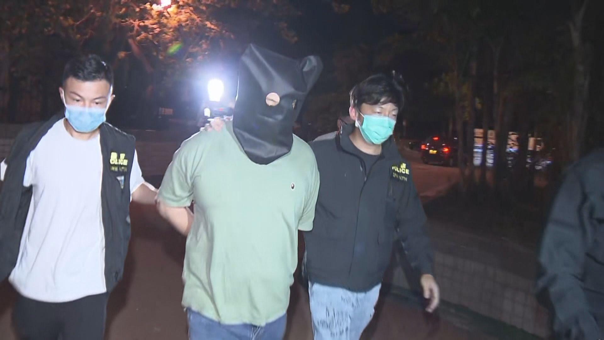 警再拘一漢涉屯門謀殺及串謀傷人案
