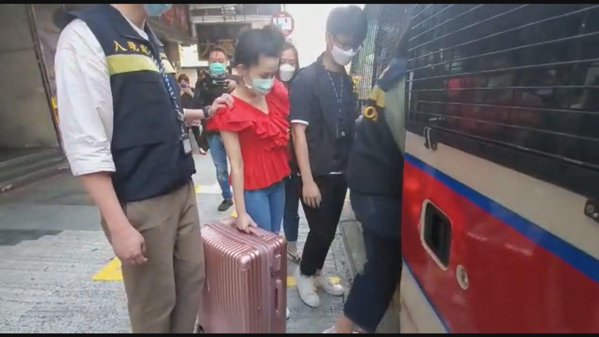 警方聯同入境處於油麻地拘三泰籍女子 涉違逗留條件