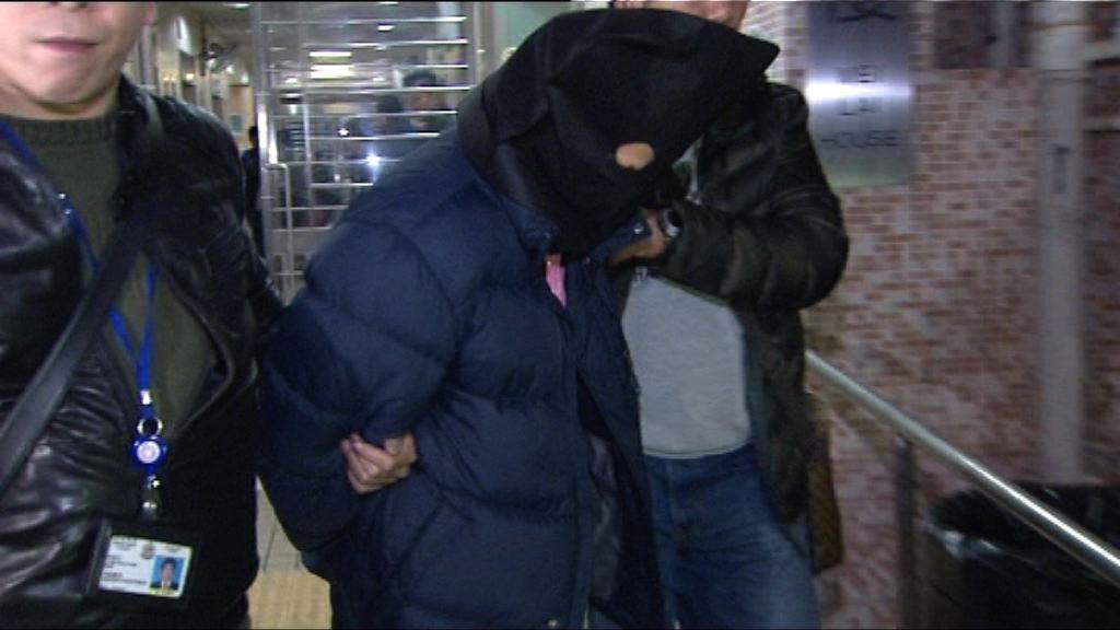 警方沙田拘兩漢涉連環爆竊案
