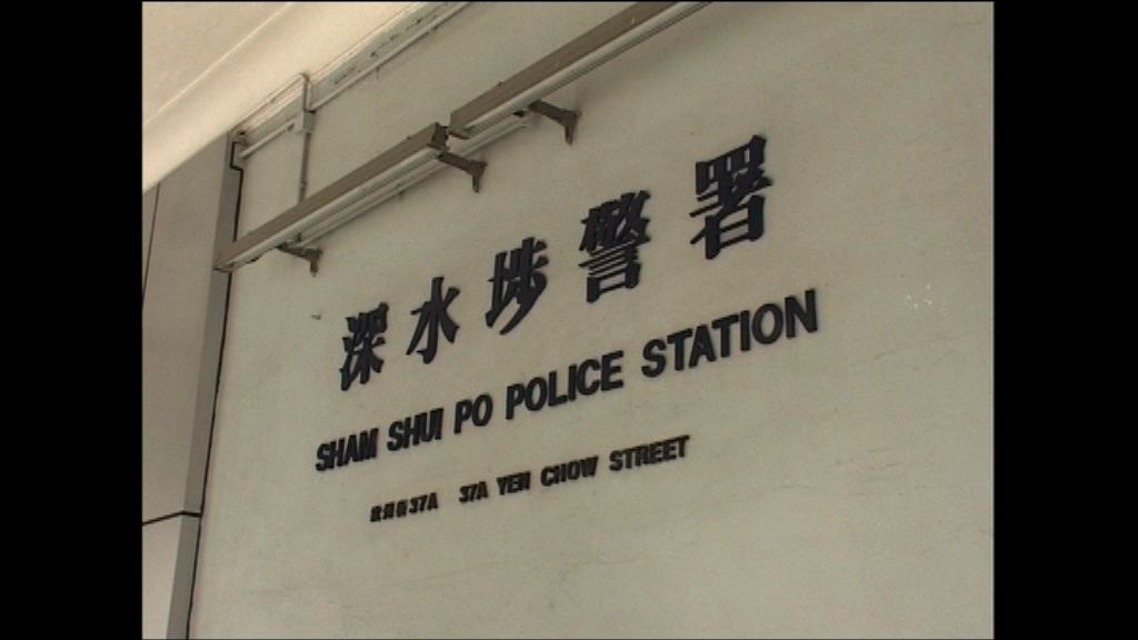 警方秀茂坪拘一名男子涉嫌虐兒