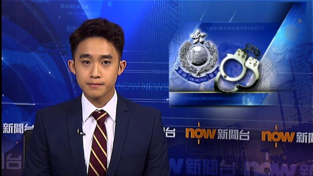 朱凱廸案警拘六男子涉刑事恐嚇
