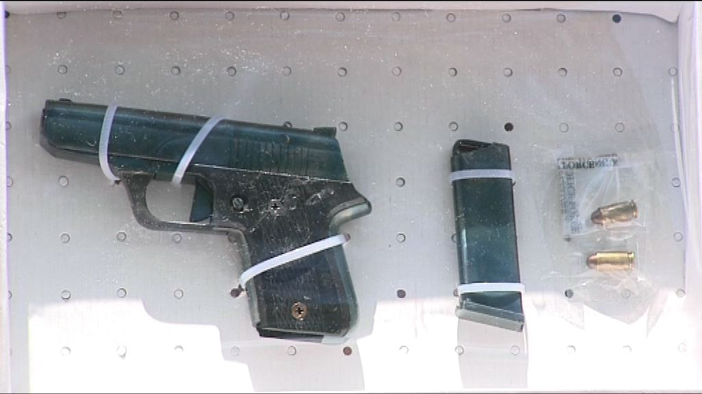 兩孟加拉男子被控無牌管有槍械及彈藥