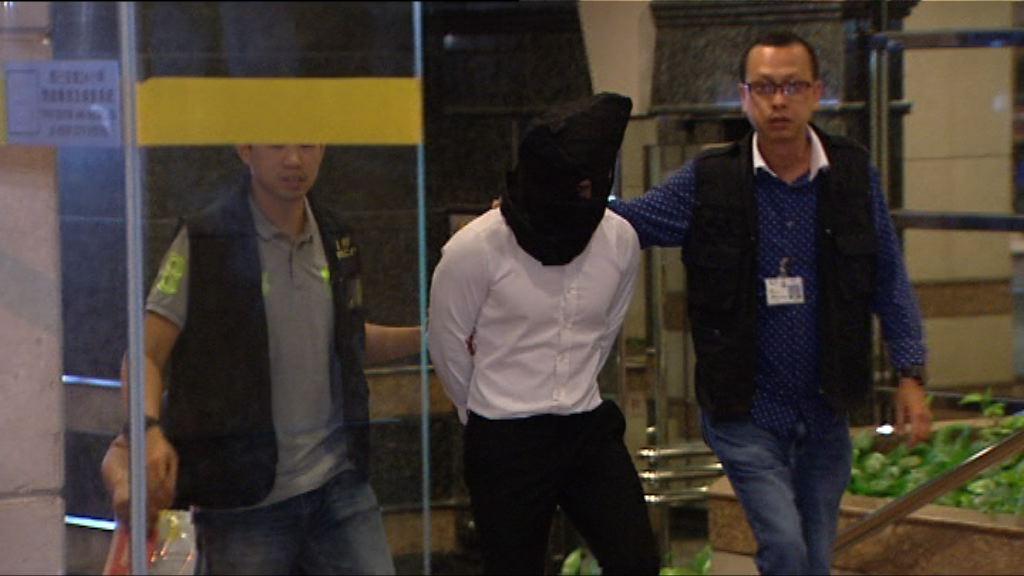 警方尖沙咀拘一漢涉串謀詐騙