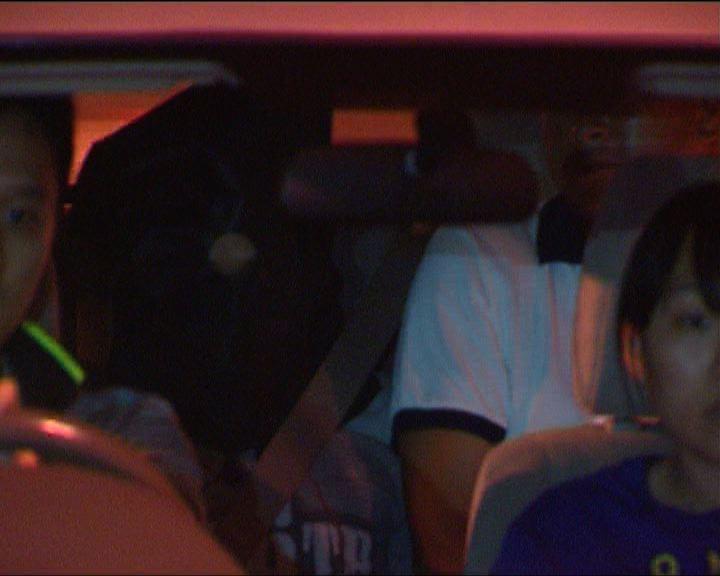 警拘一男子疑涉多宗爆竊案