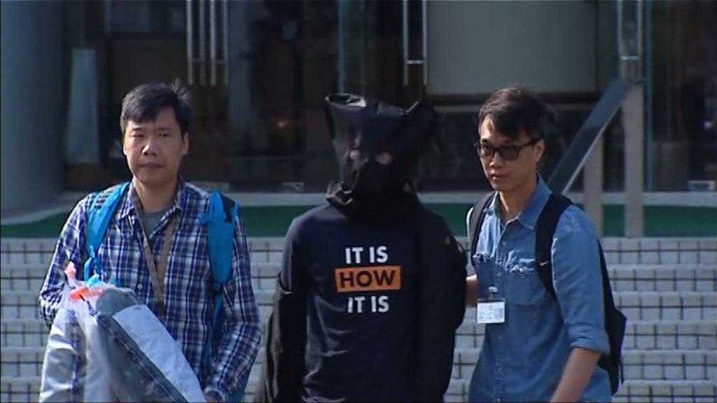 三名內地男女涉多宗爆竊被捕