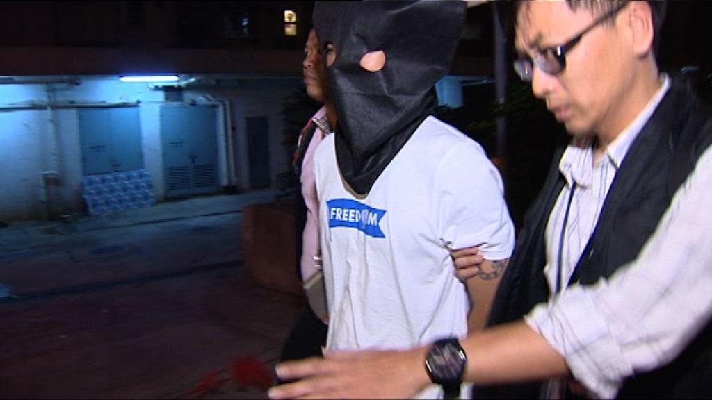 警長沙灣拘兩男涉旺角行劫案
