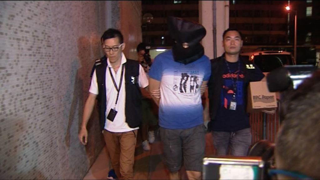 警拘25歲男子涉冒警強姦非禮