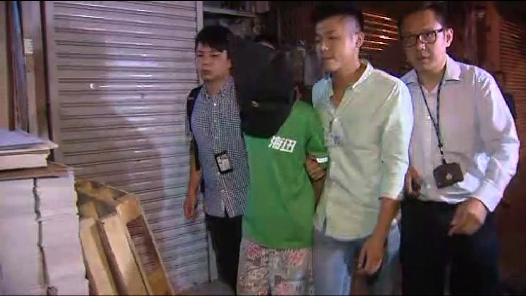 男子涉嫌詐騙賣樓被捕