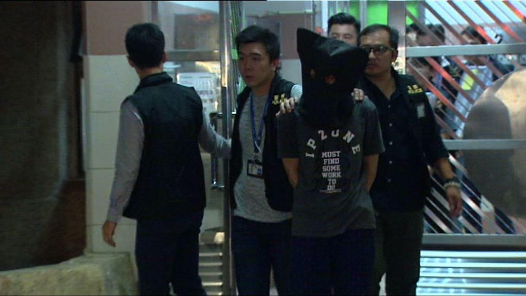 大埔男子涉藏攻擊性武器被捕