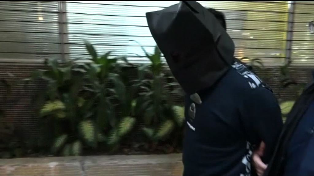 警方拘男子涉旺角行劫酒店住客