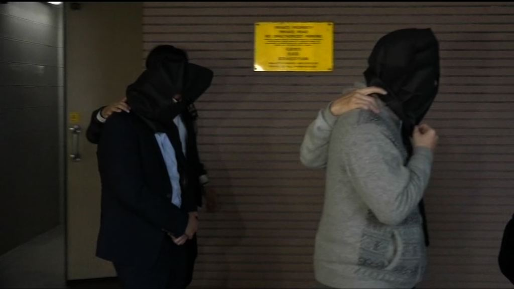 警方尖沙咀拘四人涉投資騙案