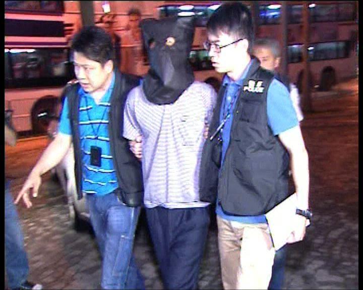 三男女涉12宗盜竊案被捕