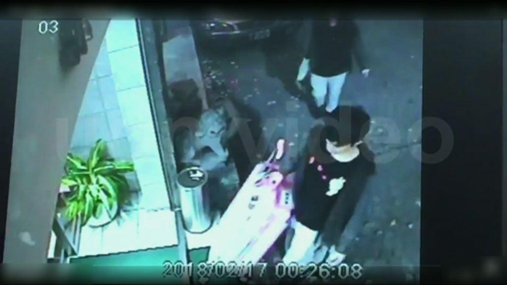 19歲男子涉盜竊及在台謀殺女友被捕