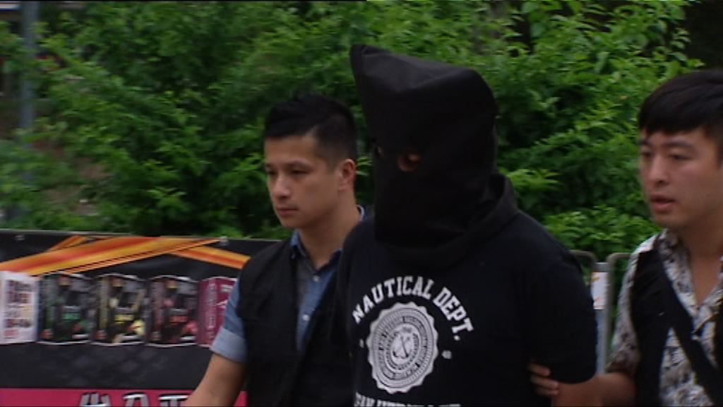 警方拘一漢涉元朗四宗鎅刀劫案