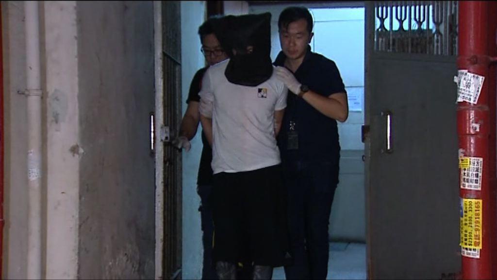 警方搗破車內盜竊集團拘兩男