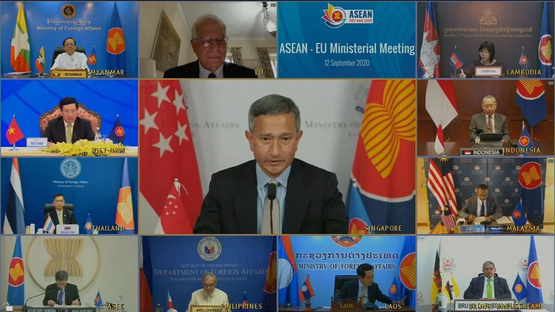 緬甸特使人選成東盟外長會議焦點