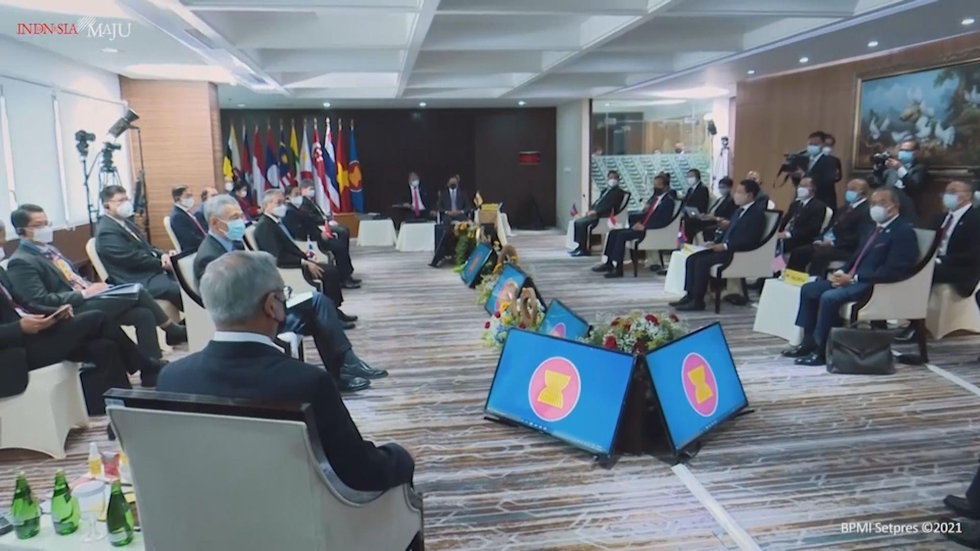 據報東盟峰會聲明刪去原有釋放政治犯內容