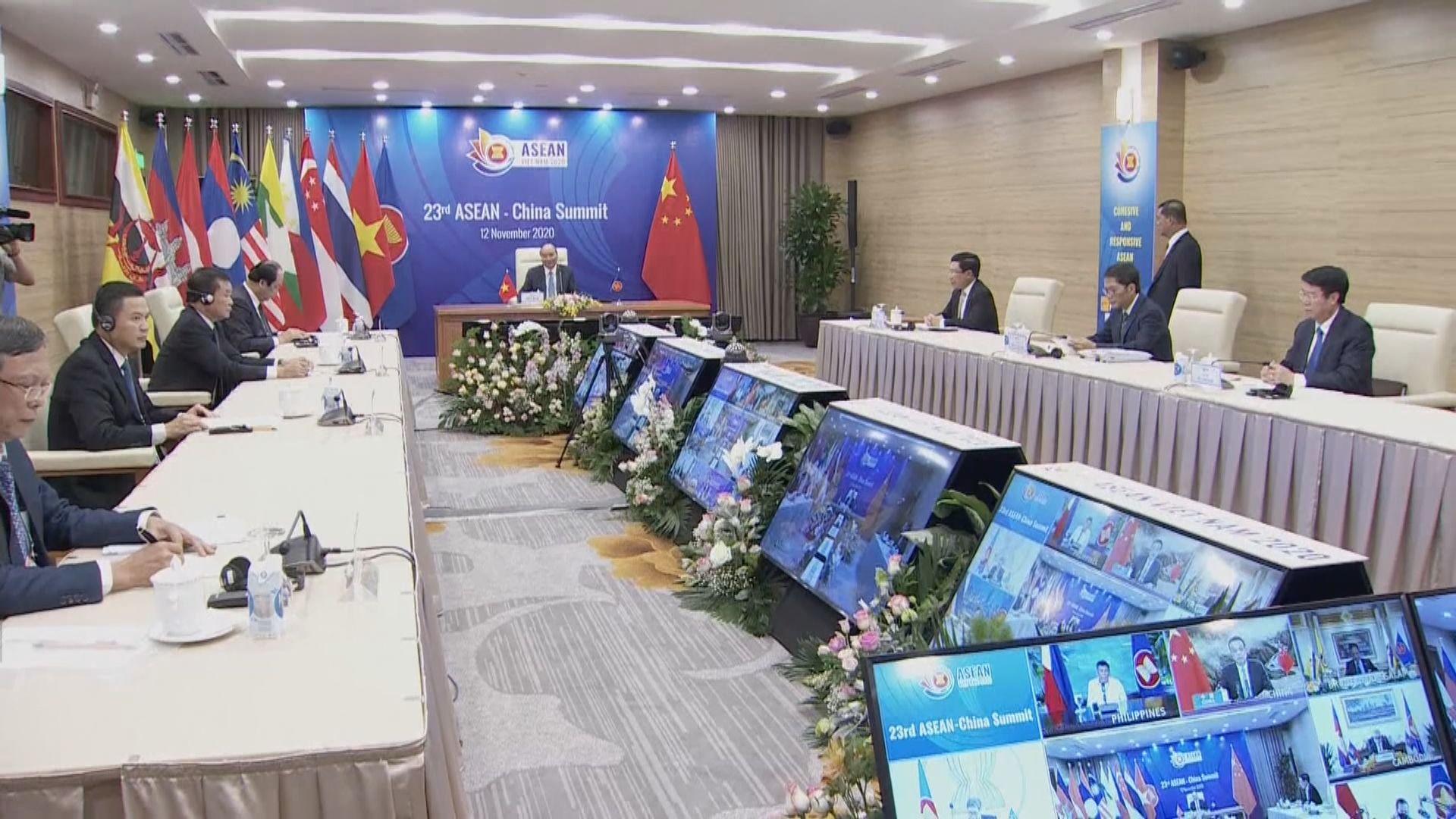 李克強指東盟為中國最大貿易夥伴 雙方要堅持和平互利合作