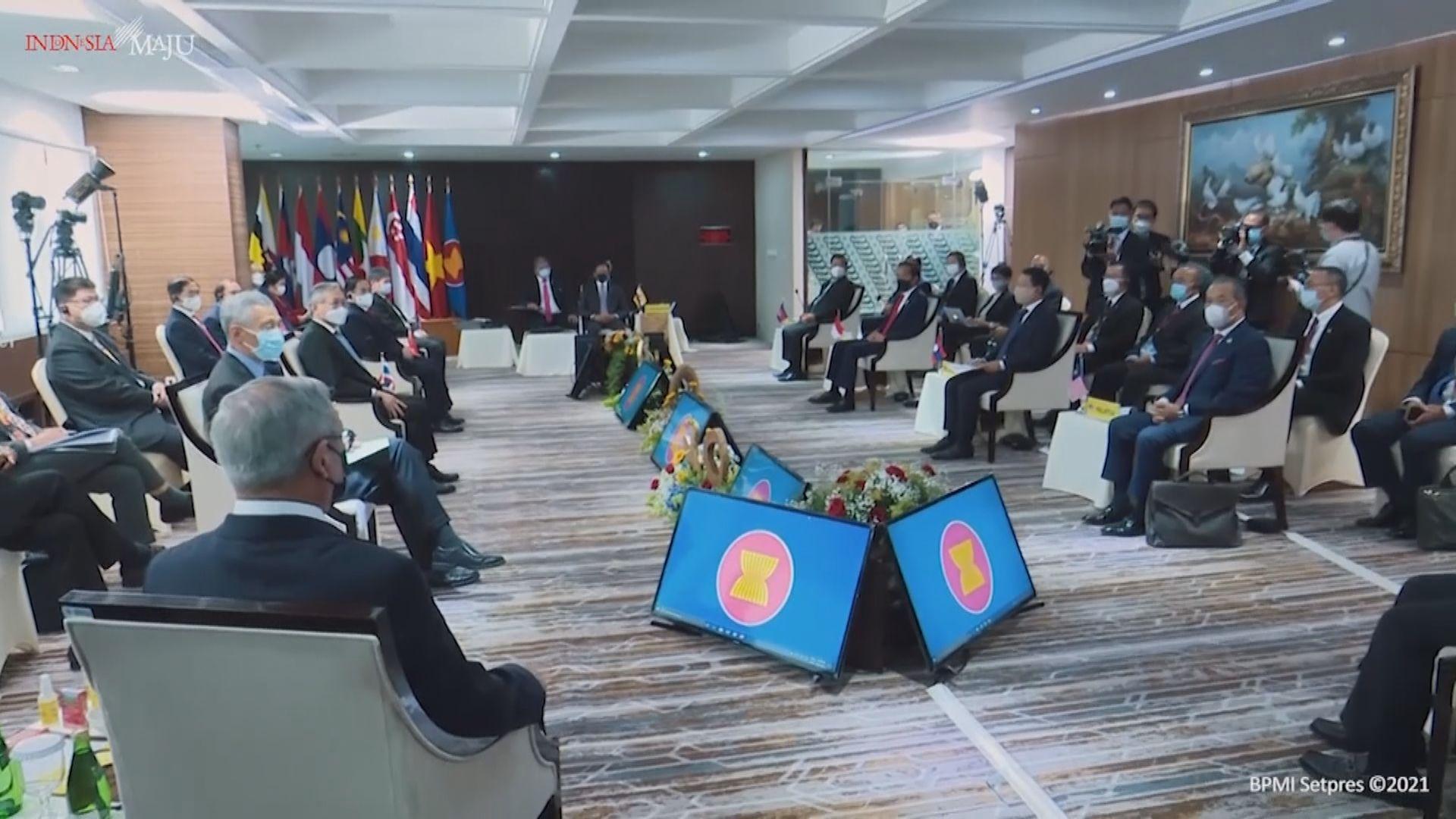東盟特別峰會 據報緬甸同意東盟參與調停