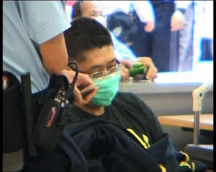 香港晨報兩高層遇襲受傷已出院