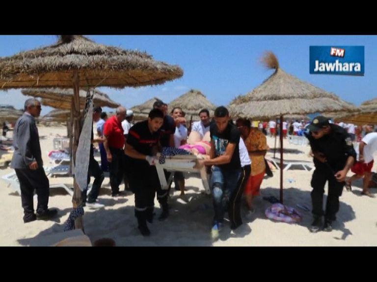 伊斯蘭國槍手血洗突尼斯沙灘逾30死