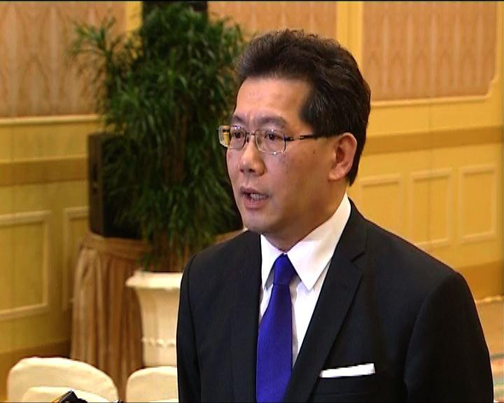 蘇錦樑:公司財政穩健是考慮續牌重要因素