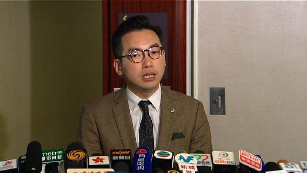 楊岳橋:法庭一般認為選舉爭議以呈請處理較恰當