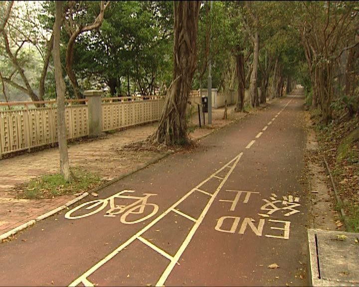 貫通新界單車徑 多項路段未完工