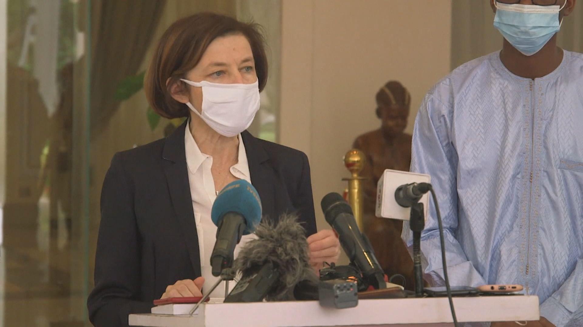 法國國防部長取消與英國國防大臣會面