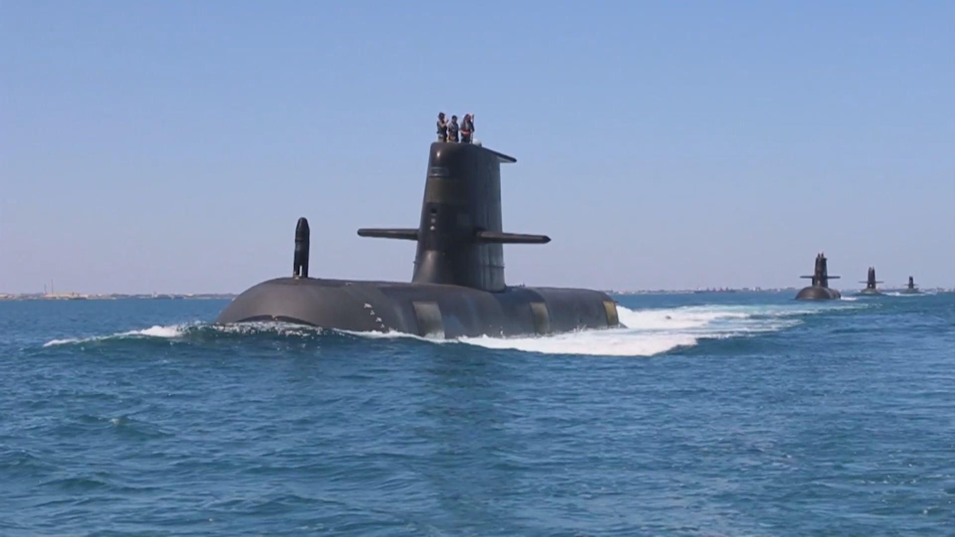 澳洲取消潛艇合約風波持續法國否認事先獲知會