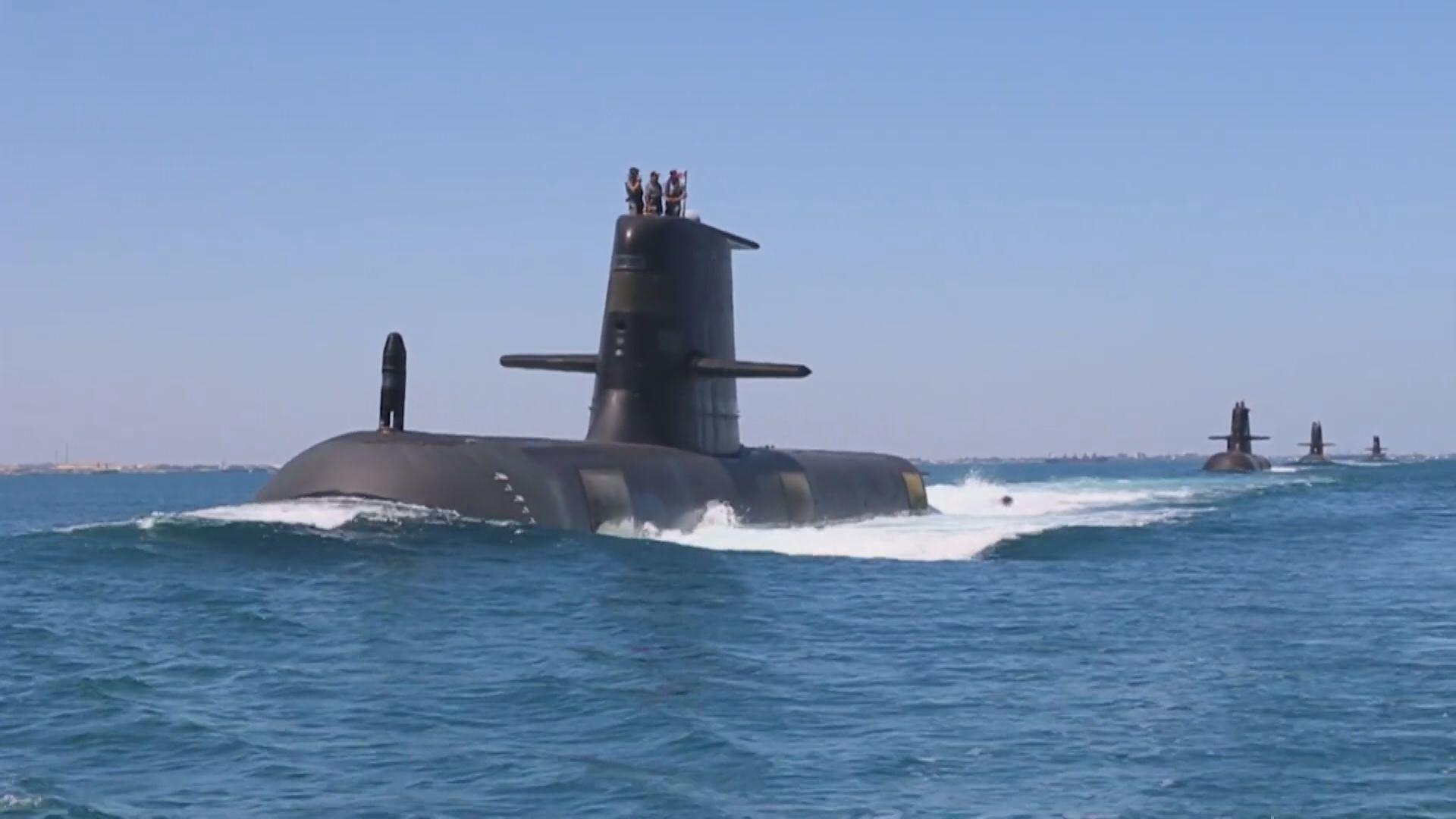 法、美領袖將通電話討論澳洲潛艇訂單爭議