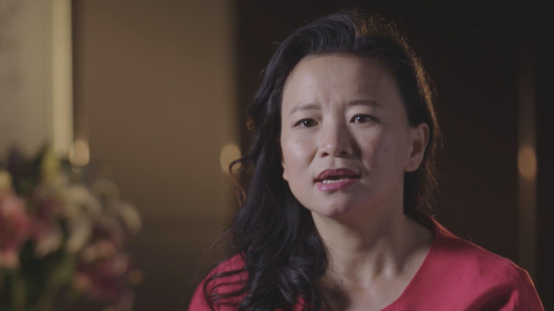 外交部首證澳籍華裔記者成蕾被扣查 澳媒已無駐華記者