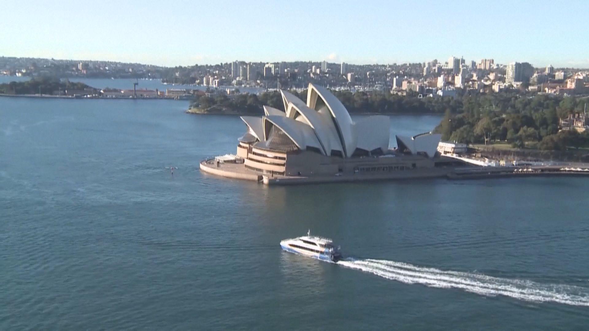 內媒指中國駐澳洲記者住所曾遭搜查 外交部指曾多次向澳方提嚴正交涉
