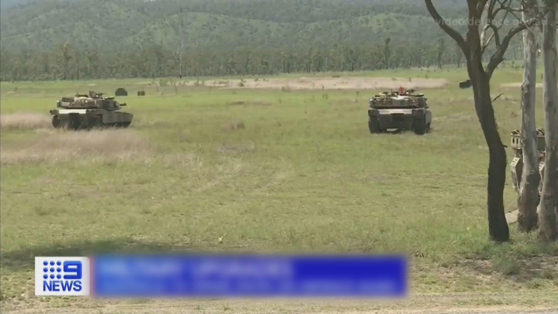 澳洲將提升北部四個軍事基地