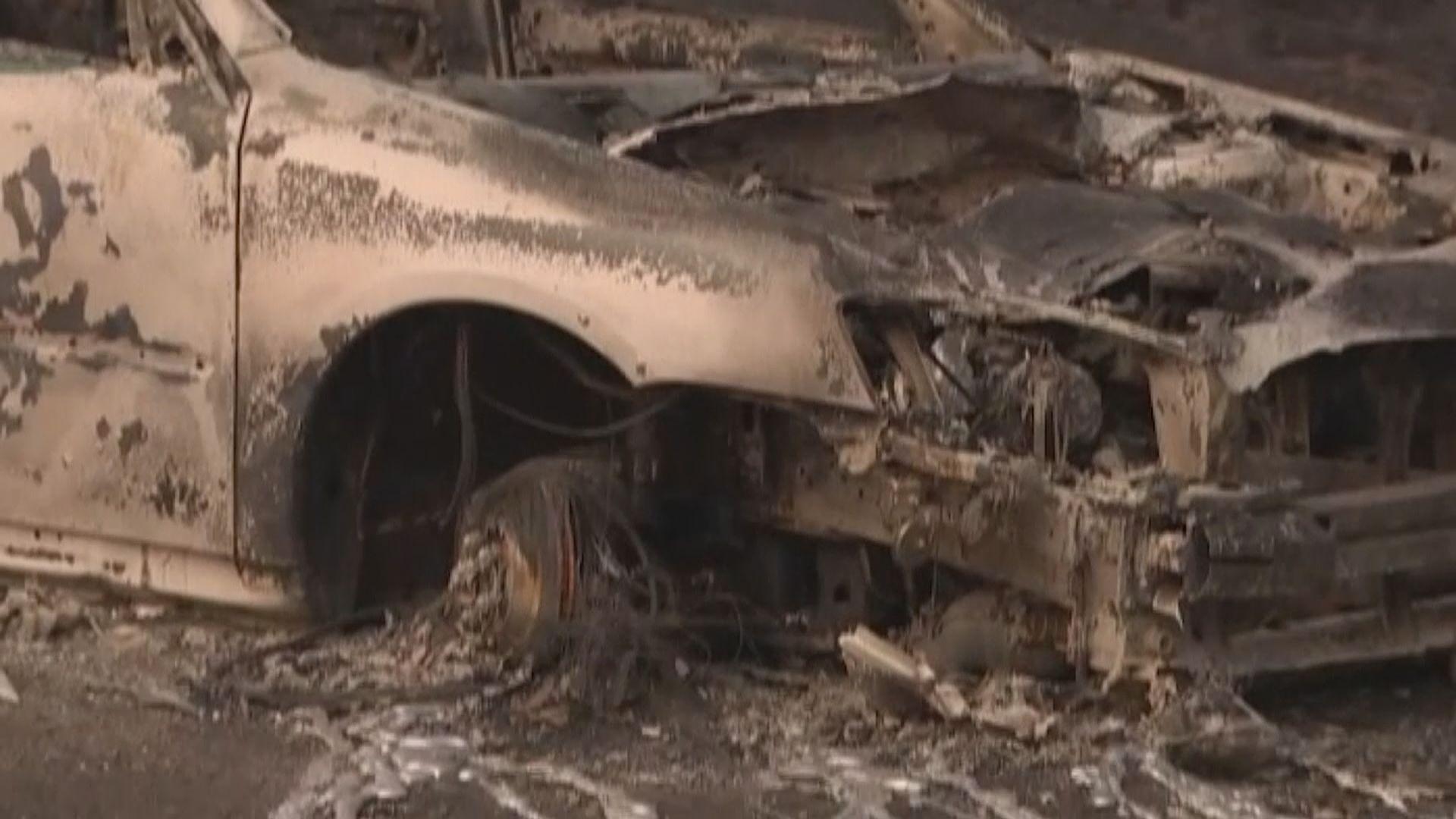 澳洲嚴重山火增至17死 軍方運物資予受困民眾