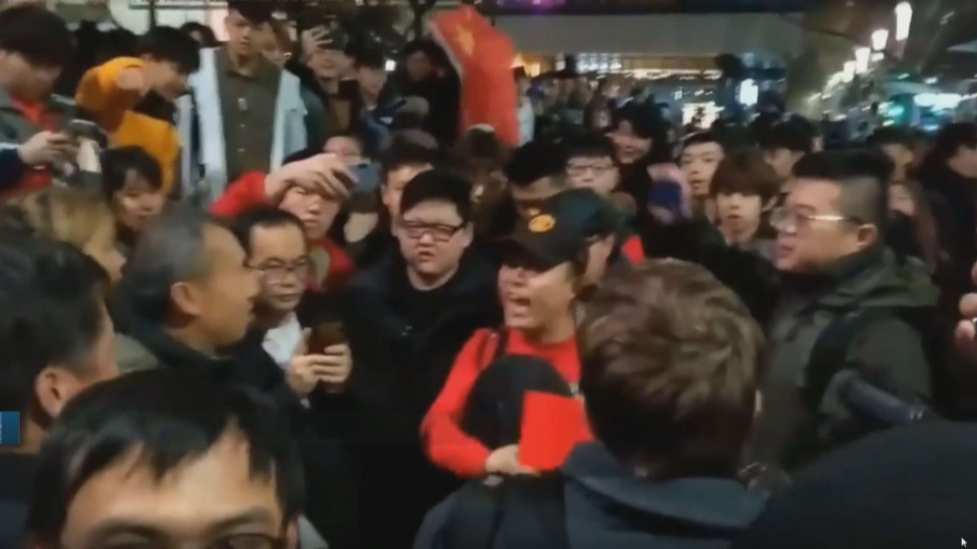 澳洲多處有聲援香港集會