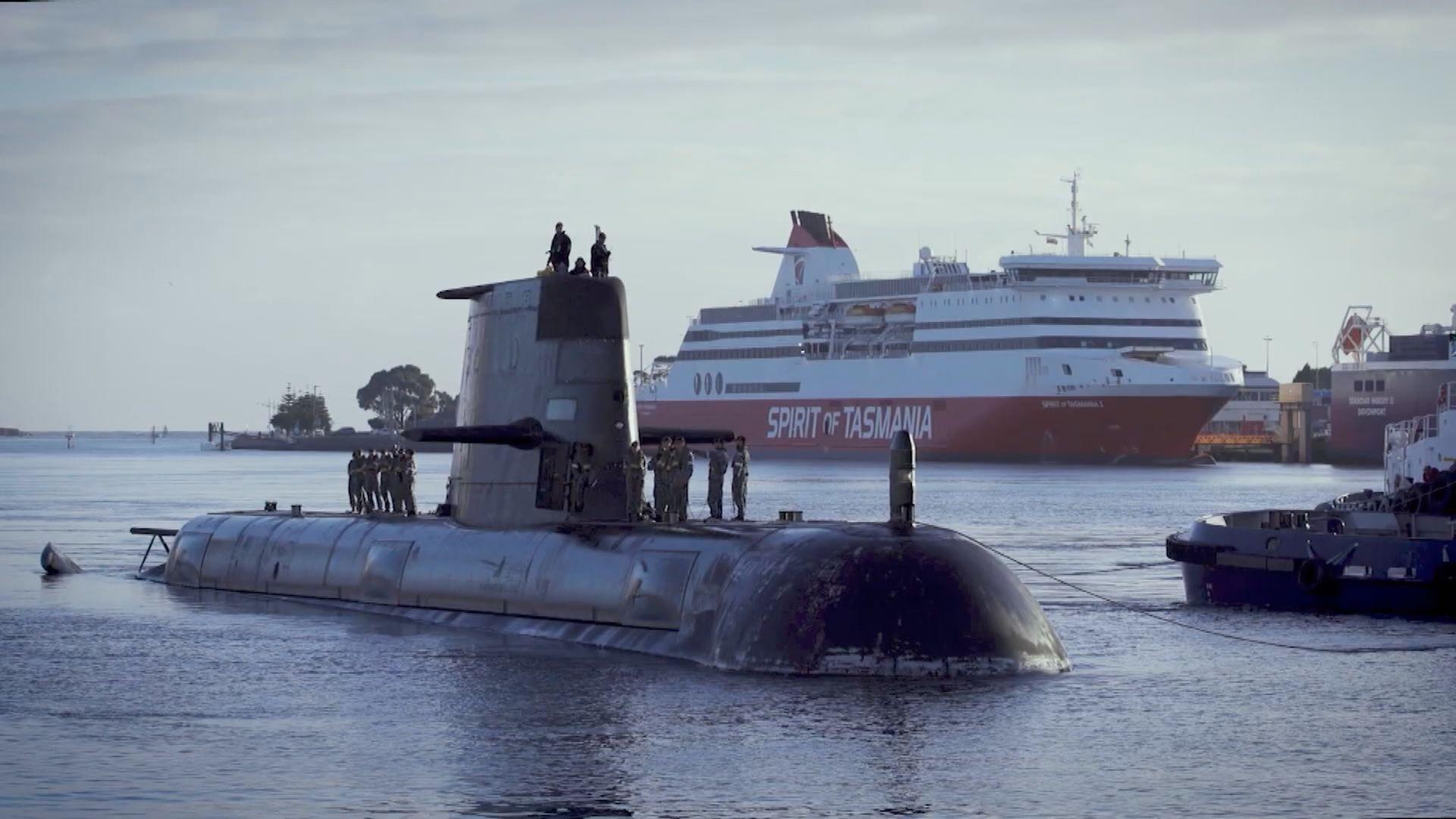 澳媒:政府將斥百億澳元翻新潛艇 以應對中國威脅
