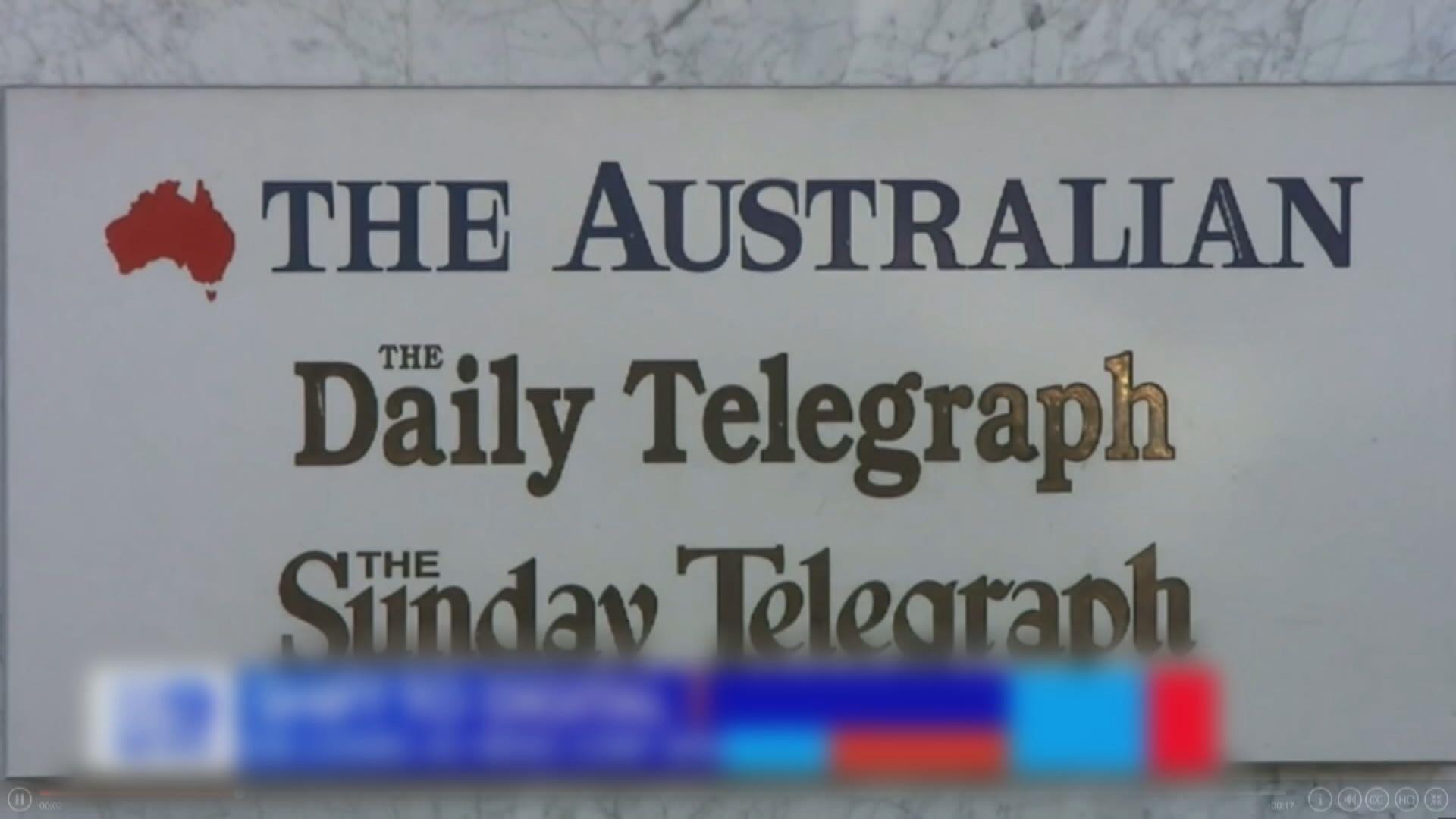 澳洲新聞集團將停印逾百份報章 料至少裁減三成員工