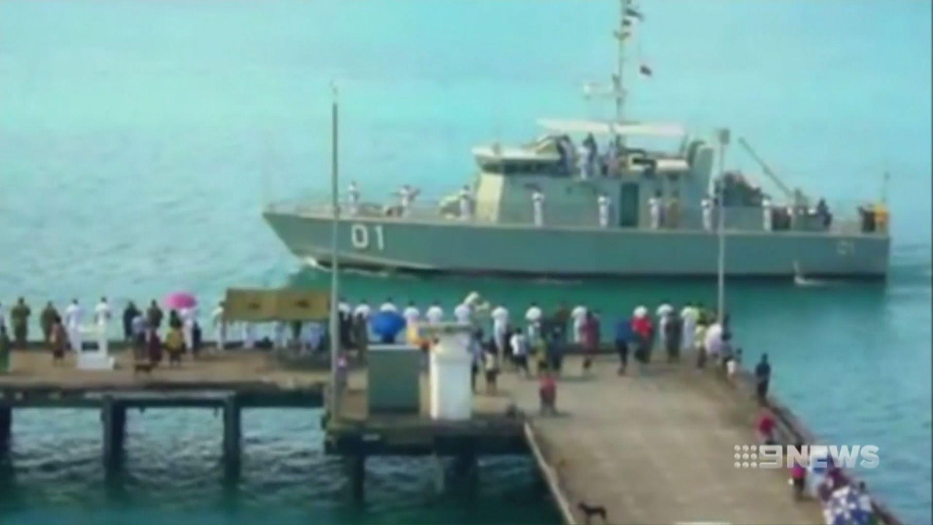 澳洲將助巴布亞新畿內亞建海軍基地
