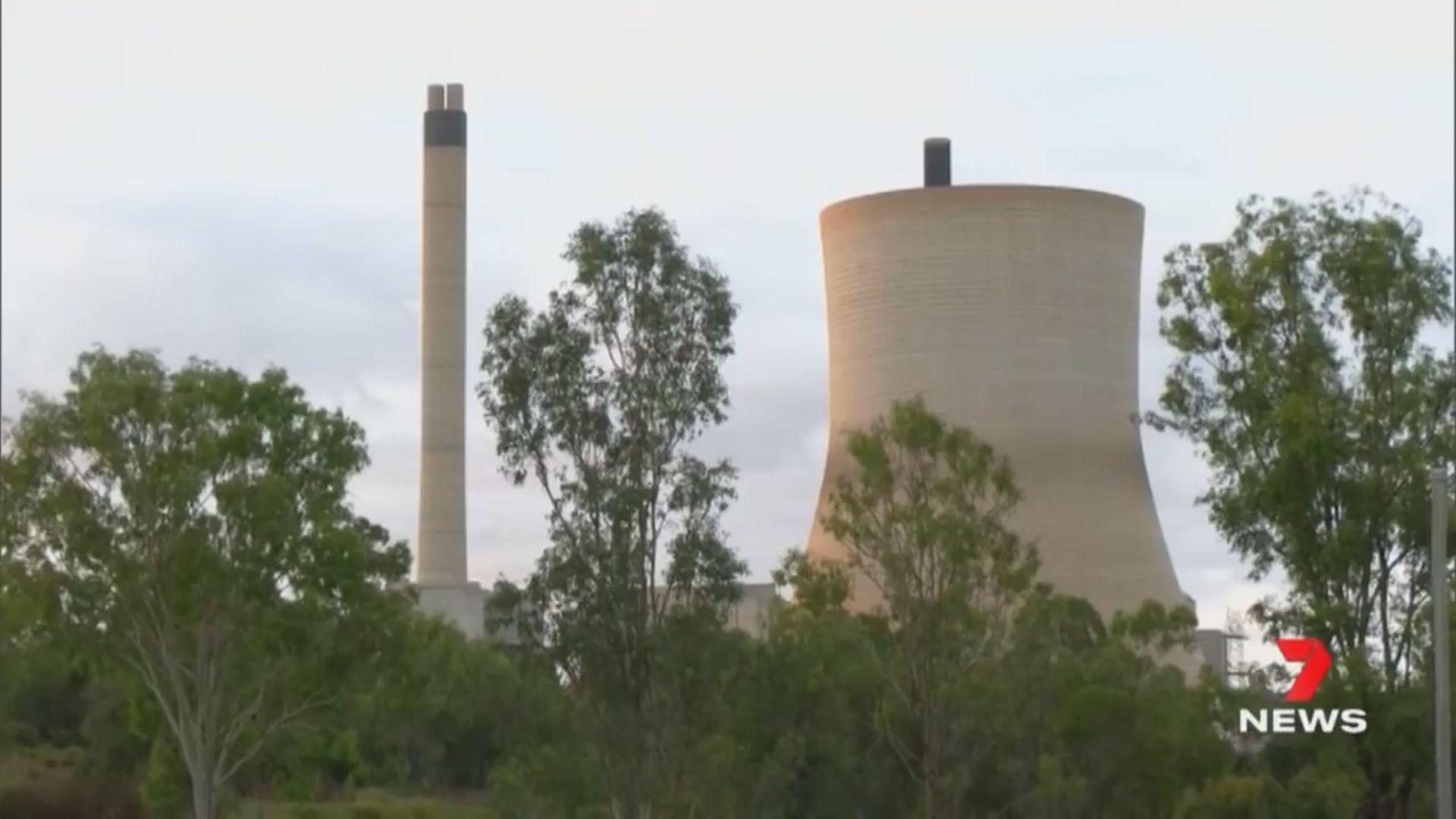 澳洲昆士蘭發電廠火警 近50萬戶一度停電
