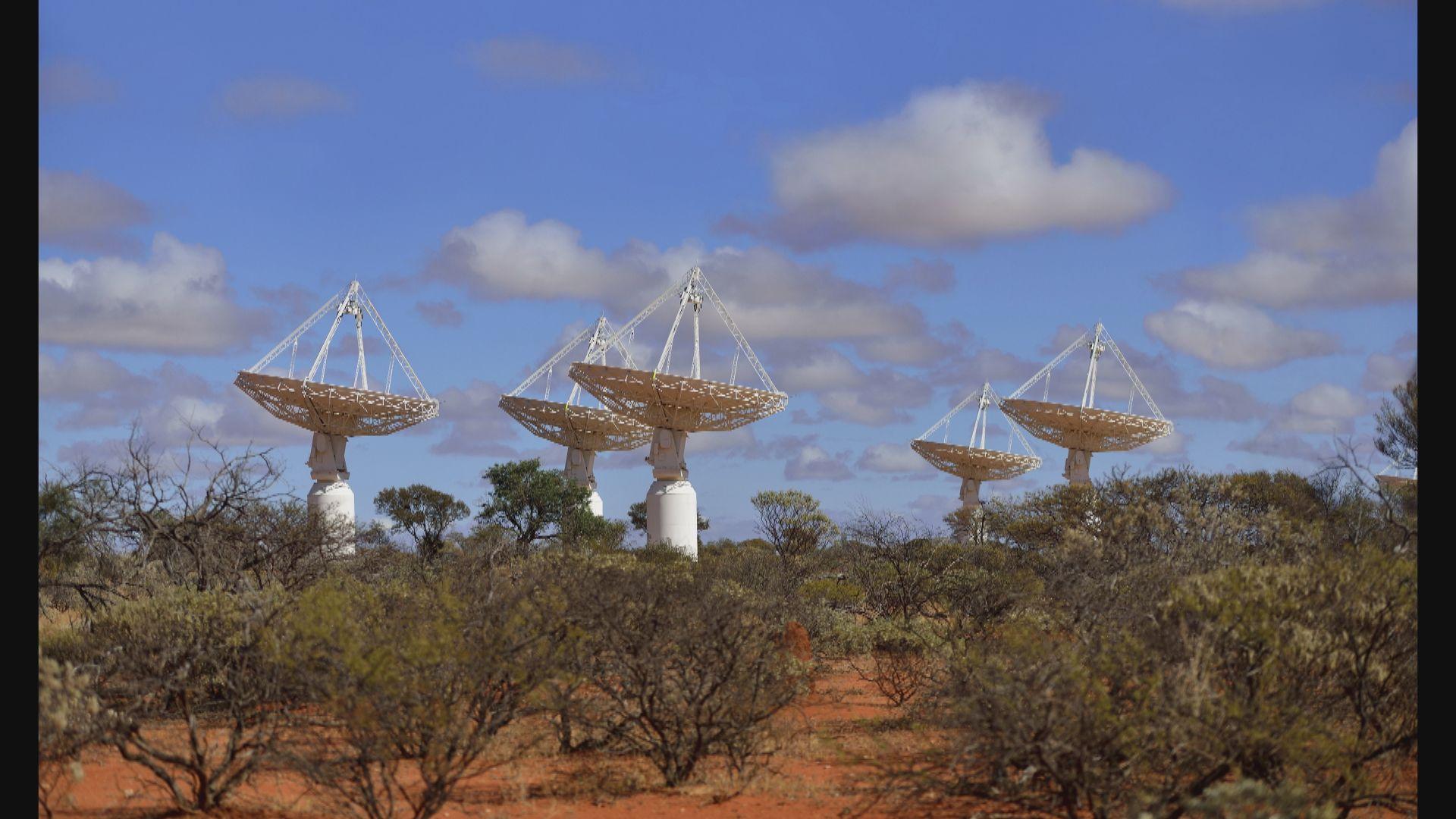澳洲巨型望遠鏡破紀錄兩周內觀測南半球約三百萬星系