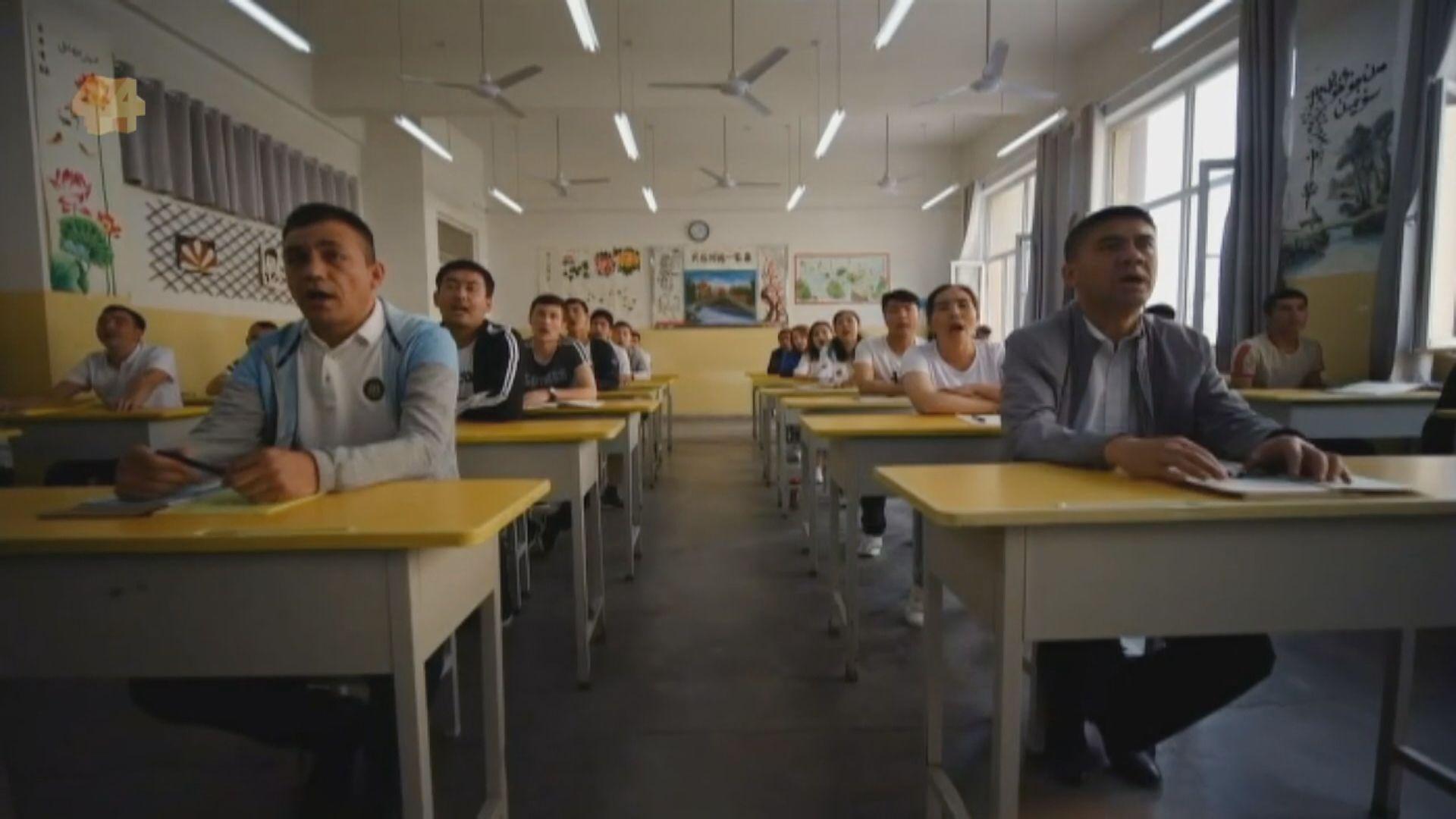 澳洲電視台播出新疆再教育營專題報道