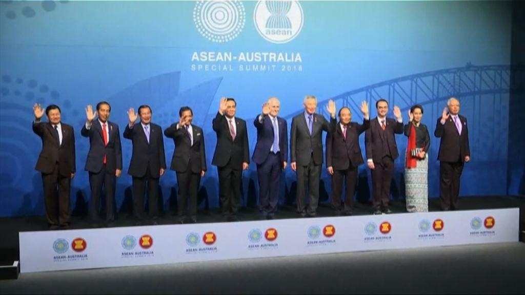 東盟各國簽署區內反恐協議