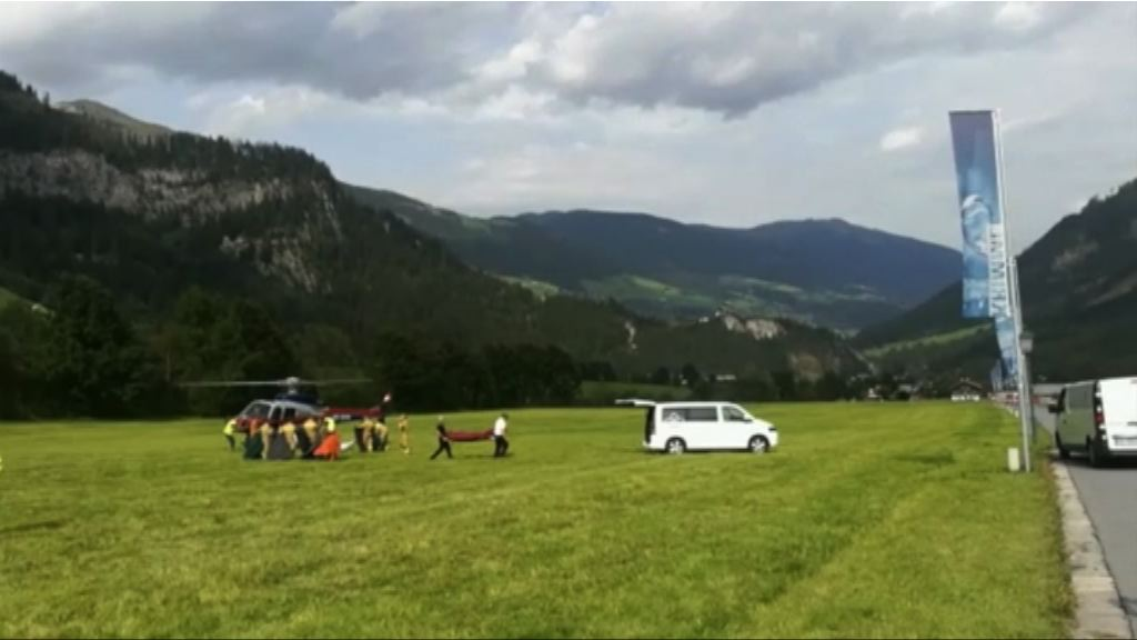 奧地利山區有攀山小隊墮崖 五死一傷